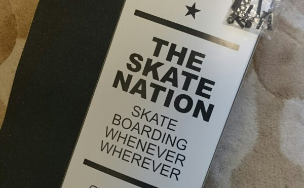 SKATE NATION - TEAM MODEL -