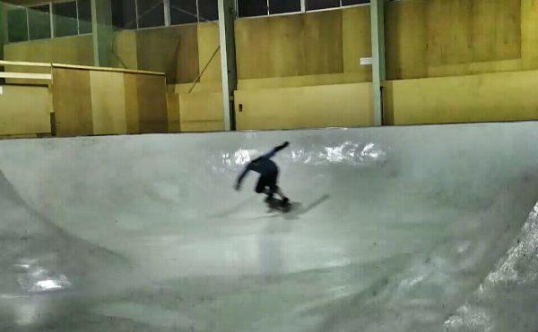 Hi-5のボウルを滑ってみた