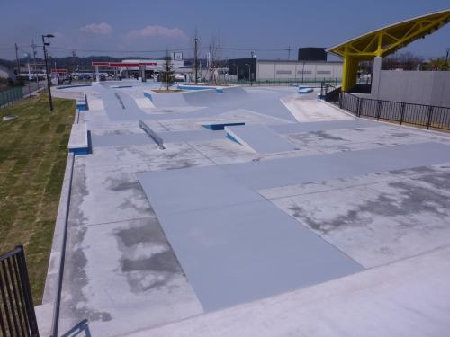 ストリートスポーツパーク(NIXSスポーツアカデミー)