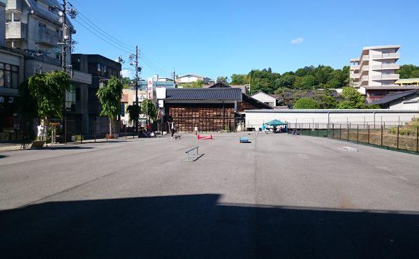 中津川 六斎市