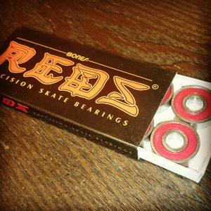 BONES REDS ベアリング