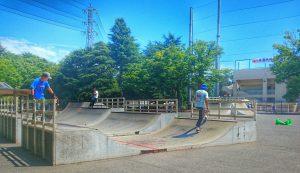 駒沢公園スケートパーク