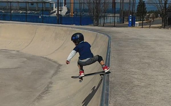 中津川公園スケートパーク じょに次郎